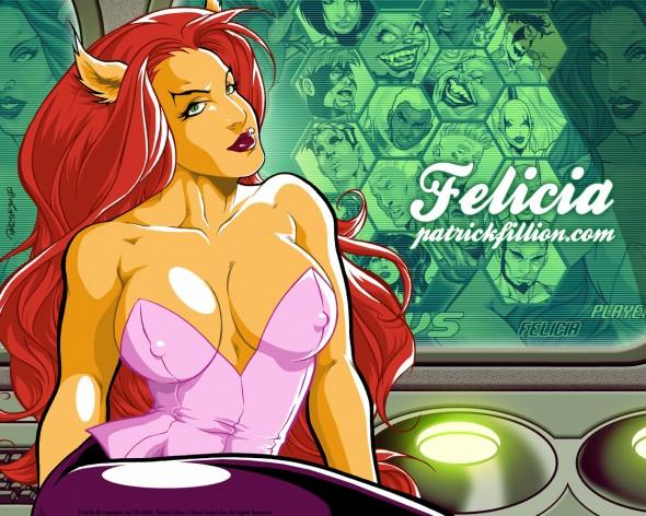 Beautiful Felicia - 1280x1024